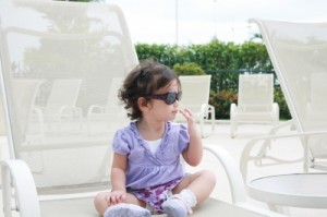 childwithsunglasses 300x199 Are your kids getting enough vitamin D? Likely not.