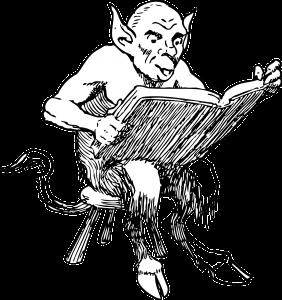 Satanic coloring book in Orange county schools